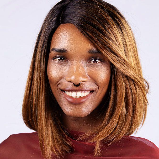 Katlego K Kolanyane-Kesupile Headshot Facing