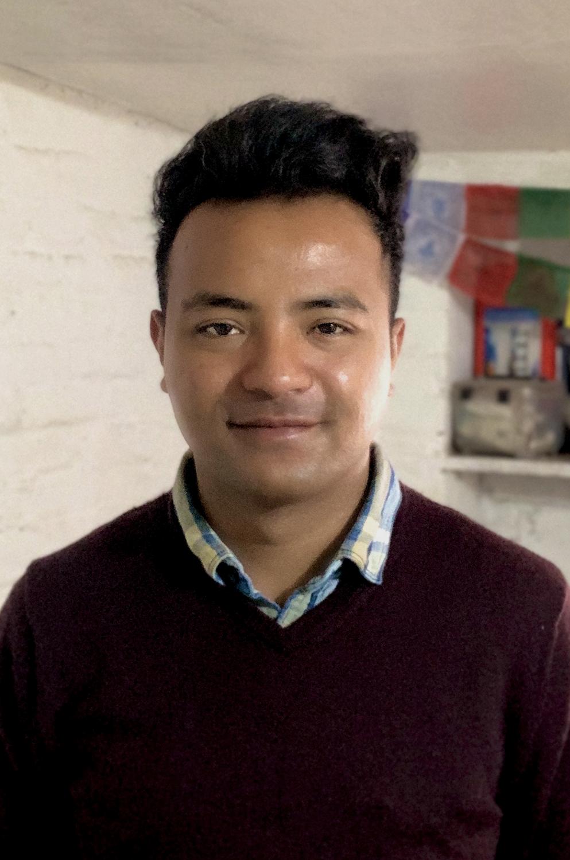 Dikesh Prajapati | ディケシ・パラジャパティ