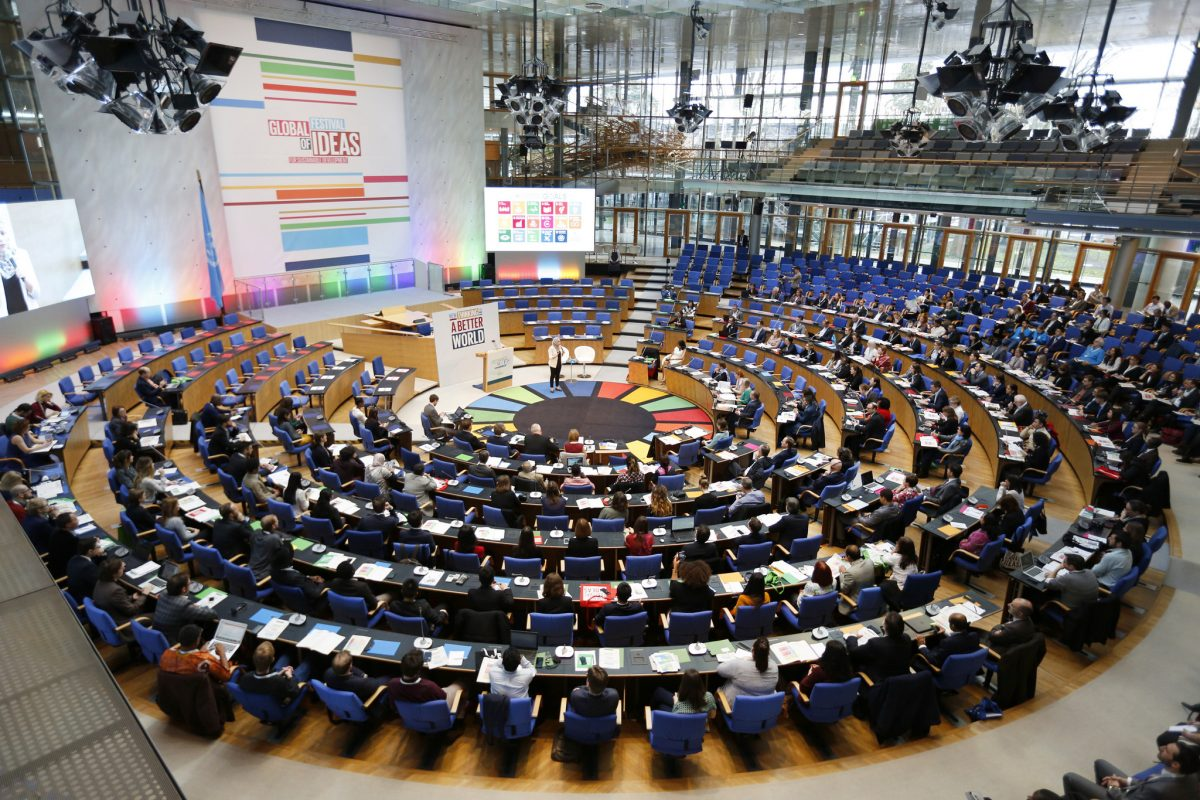 A UN conference like no other: Global and local leaders in sustainability gather at the second Global Festival of Action