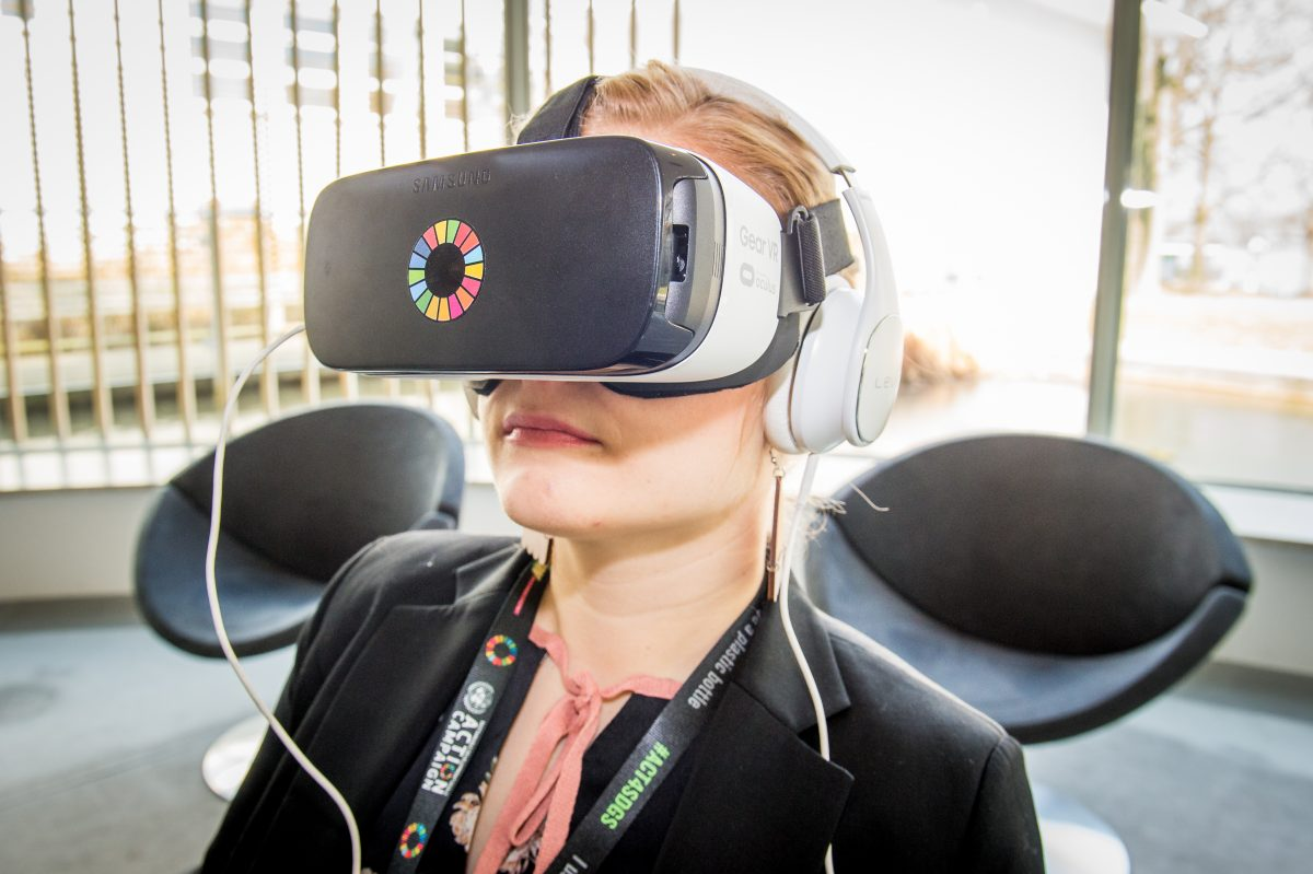 MY World360° – Empowering the next generation of SDG journalists through virtual reality