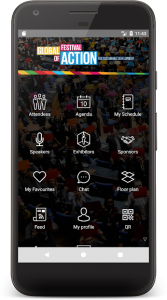 Download Festival App – Global Festival of Action