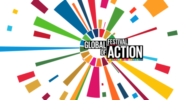 Finally… the SDG Global Festival of Action program is out!