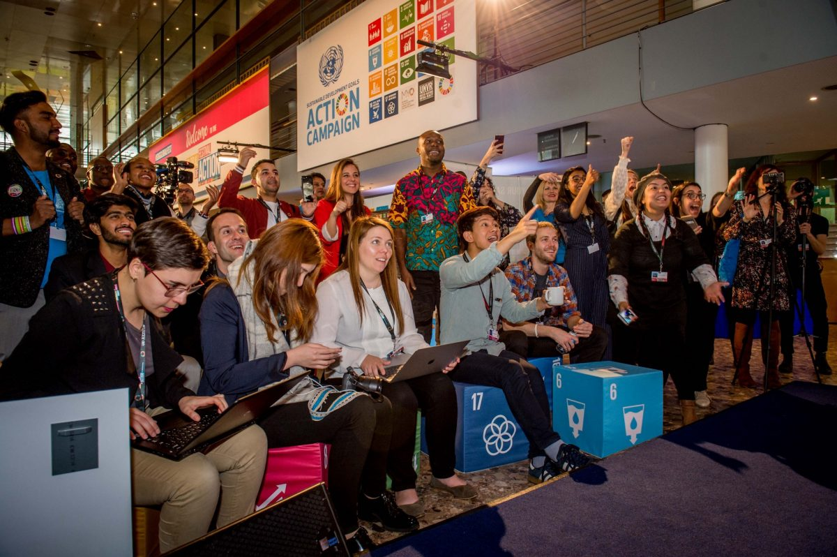 Watch live: actions and inspiration will take over the SDG Studio!