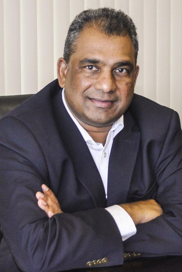 Vasu Gounden